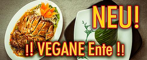 Vegane Ente