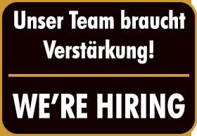we hiring